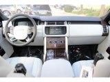 2016 Land Rover Range Rover HSE Dashboard