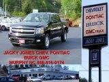 2009 Black Chevrolet Silverado 1500 LTZ Crew Cab 4x4 #10935672