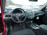 2016 Chevrolet Malibu LT Jet Black Interior