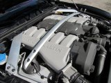2011 Aston Martin Rapide Engines