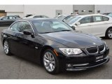 2013 Black Sapphire Metallic BMW 3 Series 328i Convertible #109411582