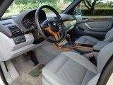 2002 BMW X5 Interiors