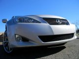 2008 Tungsten Silver Pearl Lexus IS 350 #109411796