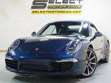 2012 Dark Blue Metallic Porsche 911 Carrera S Cabriolet #109444852