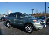 2011 Opal Sage Metallic Honda CR-V EX-L #109444899