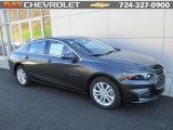 2016 Nightfall Gray Metallic Chevrolet Malibu LT #109444780
