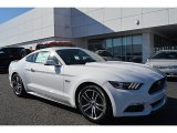 2016 Oxford White Ford Mustang GT Premium Coupe #109444892