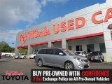 2012 Predawn Gray Mica Toyota Sienna SE #109444823