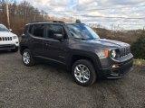 2016 Jeep Renegade Granite Crystal Metallic