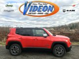 2016 Colorado Red Jeep Renegade Limited 4x4 #109445129