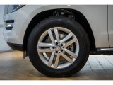 Mercedes-Benz GL Wheels and Tires