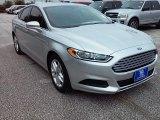 2016 Ingot Silver Metallic Ford Fusion SE #109444813