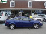 2007 Laser Blue Metallic Chevrolet Cobalt LS Coupe #10931186