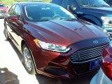 2016 Bronze Fire Metallic Ford Fusion SE #109444812