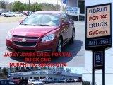 2008 Red Jewel Tint Coat Chevrolet Malibu LT Sedan #10935755