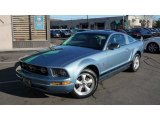 2008 Ford Mustang V6 Deluxe Coupe Data, Info and Specs