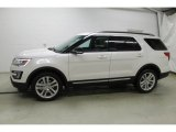 2016 Oxford White Ford Explorer XLT 4WD #109444620