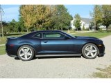 2013 Blue Ray Metallic Chevrolet Camaro ZL1 #109481523