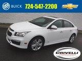 2016 Summit White Chevrolet Cruze Limited LTZ #109481432