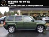 2007 Jeep Green Metallic Jeep Patriot Sport 4x4 #109481294