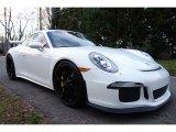 2016 Porsche 911 GT3 Front 3/4 View