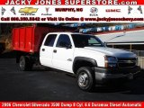 2006 Chevrolet Silverado 3500 Crew Cab Dump Truck Data, Info and Specs