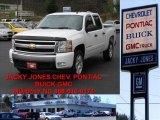 2008 Summit White Chevrolet Silverado 1500 LT Crew Cab 4x4 #10935748