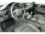 Audi A8 Interiors
