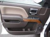 2016 Chevrolet Silverado 1500 LTZ Double Cab 4x4 Door Panel