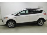 2016 White Platinum Metallic Ford Escape SE 4WD #109481138