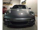 2012 Meteor Grey Metallic Porsche 911 Turbo S Coupe #109503761