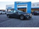 2016 Nightfall Gray Metallic Chevrolet Malibu LT #109503962