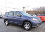 2012 Twilight Blue Metallic Honda CR-V LX #109503823