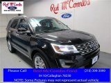 2016 Shadow Black Ford Explorer Limited #109503677