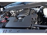 2016 Chevrolet Suburban Engines