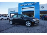 2016 Black Granite Metallic Chevrolet Cruze Limited LTZ #109503957