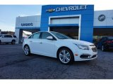 2016 Summit White Chevrolet Cruze Limited LTZ #109503956