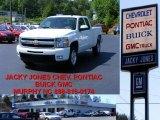 2009 Summit White Chevrolet Silverado 1500 LTZ Extended Cab 4x4 #10935673