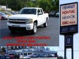 2009 Summit White Chevrolet Silverado 1500 LTZ Extended Cab 4x4 #10935674