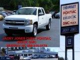 2009 Summit White Chevrolet Silverado 1500 LTZ Extended Cab 4x4 #10935675