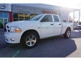 2012 Bright White Dodge Ram 1500 ST Quad Cab #109503986