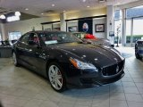 Maserati Quattroporte Data, Info and Specs