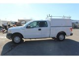 2010 Oxford White Ford F150 XL SuperCab #109541734