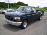 1993 Ford F150 XL Regular Cab Data, Info and Specs
