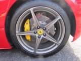 Ferrari 458 2012 Wheels and Tires