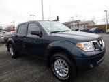 2016 Arctic Blue Metallic Nissan Frontier SV Crew Cab 4x4 #109541712
