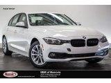2016 Alpine White BMW 3 Series 320i Sedan #109541663