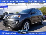 2016 Magnetic Metallic Ford Explorer XLT 4WD #109541555