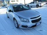 2016 Silver Ice Metallic Chevrolet Cruze Limited LS #109559373