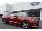 2016 Ruby Red Metallic Ford Mustang V6 Coupe #109559287